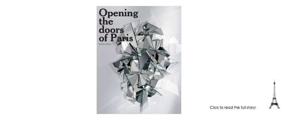 A Mag Opening the doors to Paris