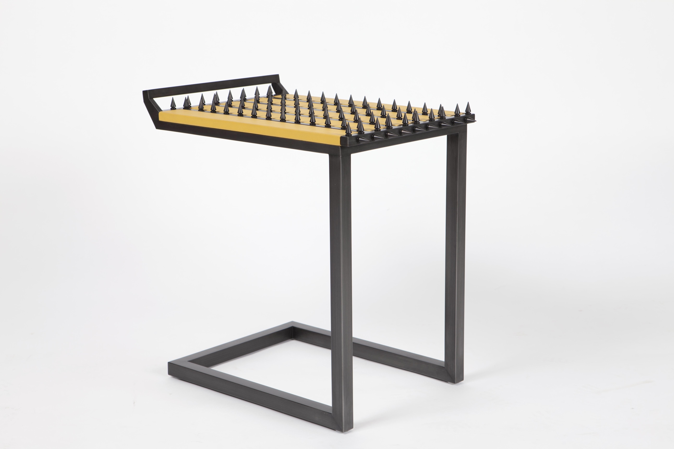 Majd Bazerji Table Chaise Gothique Galerie Patrick Fourtin