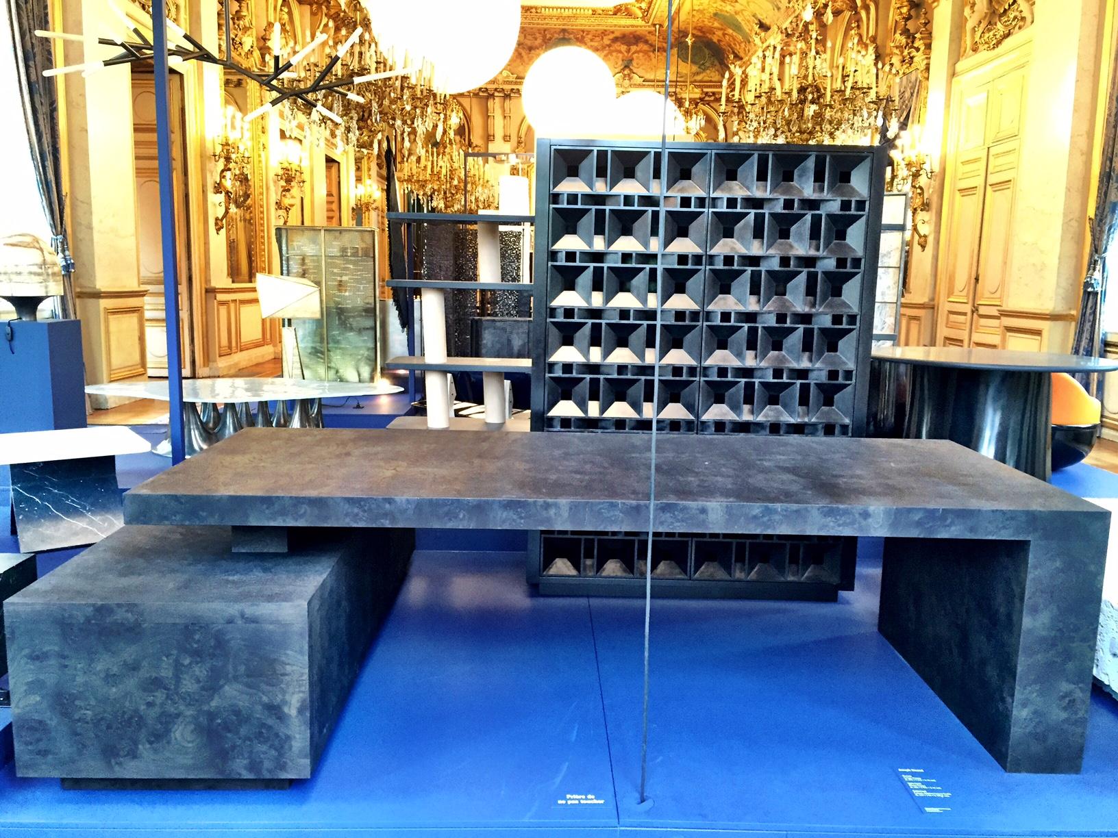 Ad collections at quai d orsay paris