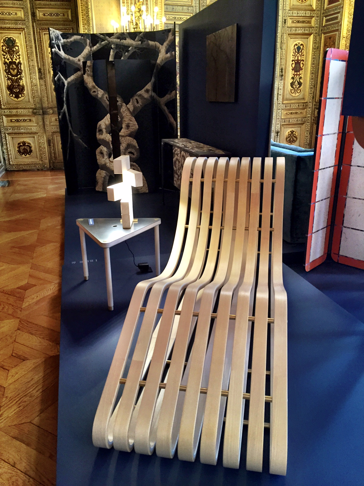 Ad collections at quai d orsay paris design link for Chaise longue paris
