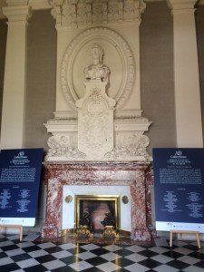 Inside Entrance hall to AD Collections 2015
