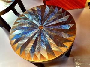 Table Hélice by Lison de Caunes