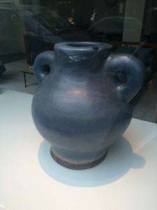 Ceramic vase (1949) by George Jouve, galerie Jaques Lacoste