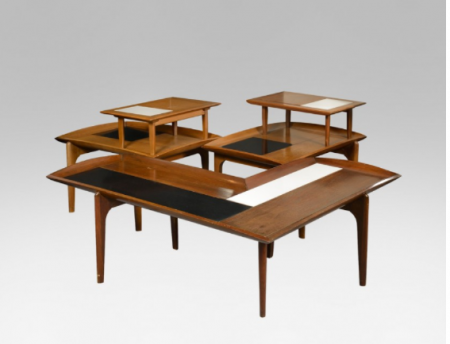 American table set 195-1960
