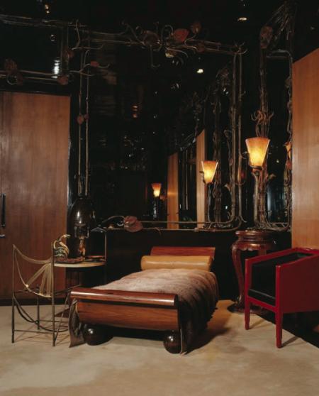 Salon de musique, 55 rue de Babylone Photographie Nicolas Mathéus