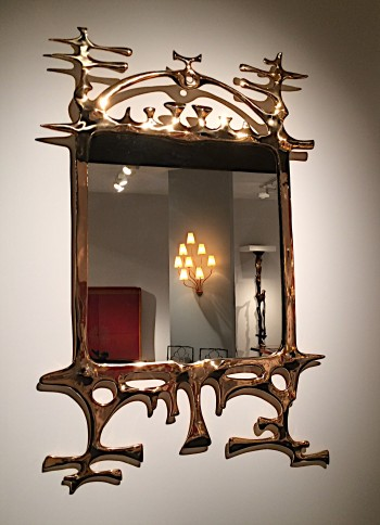Gastou mirror by Victor Roman