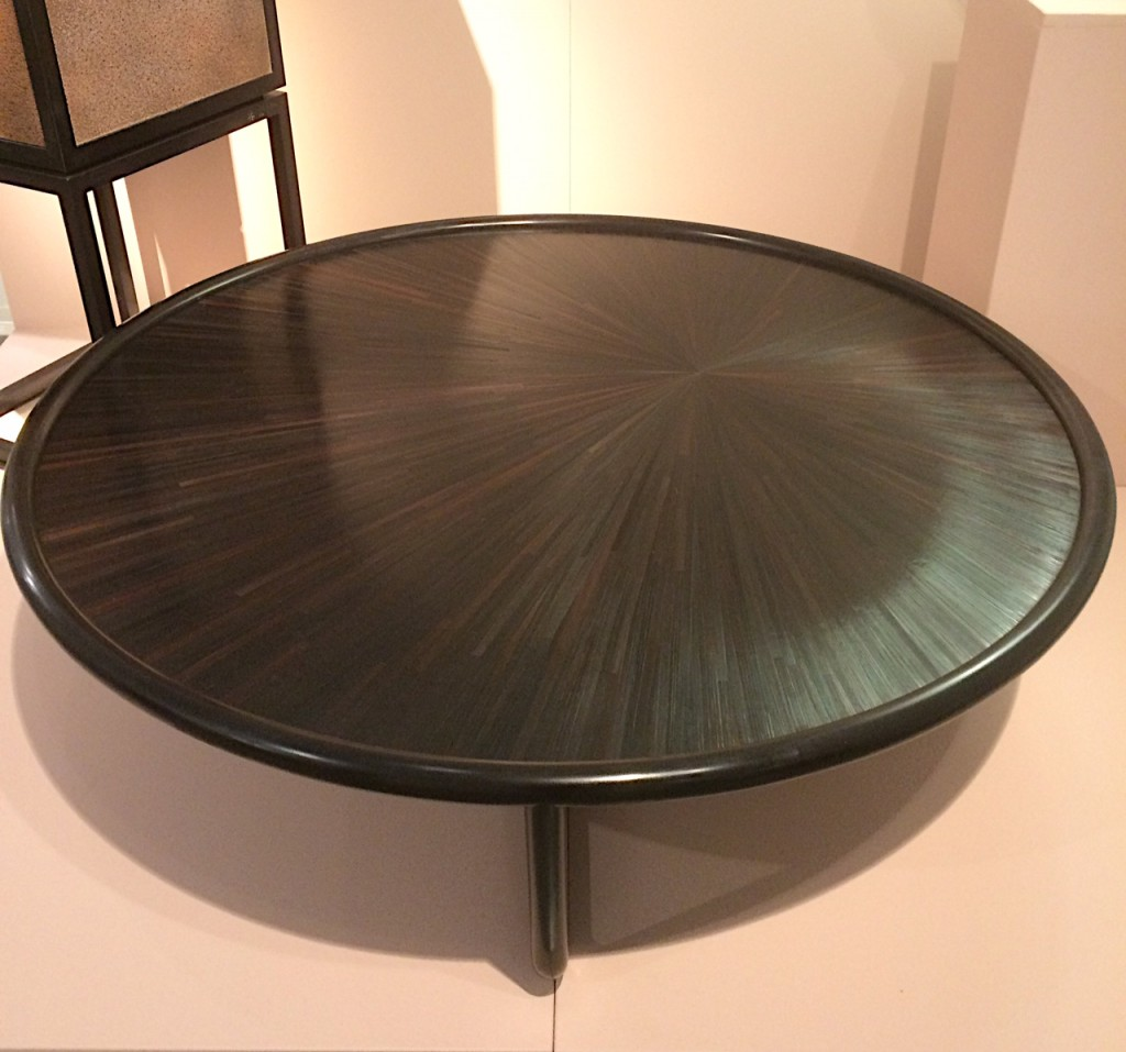 'Helios' low table by Nocolas Aubagnac