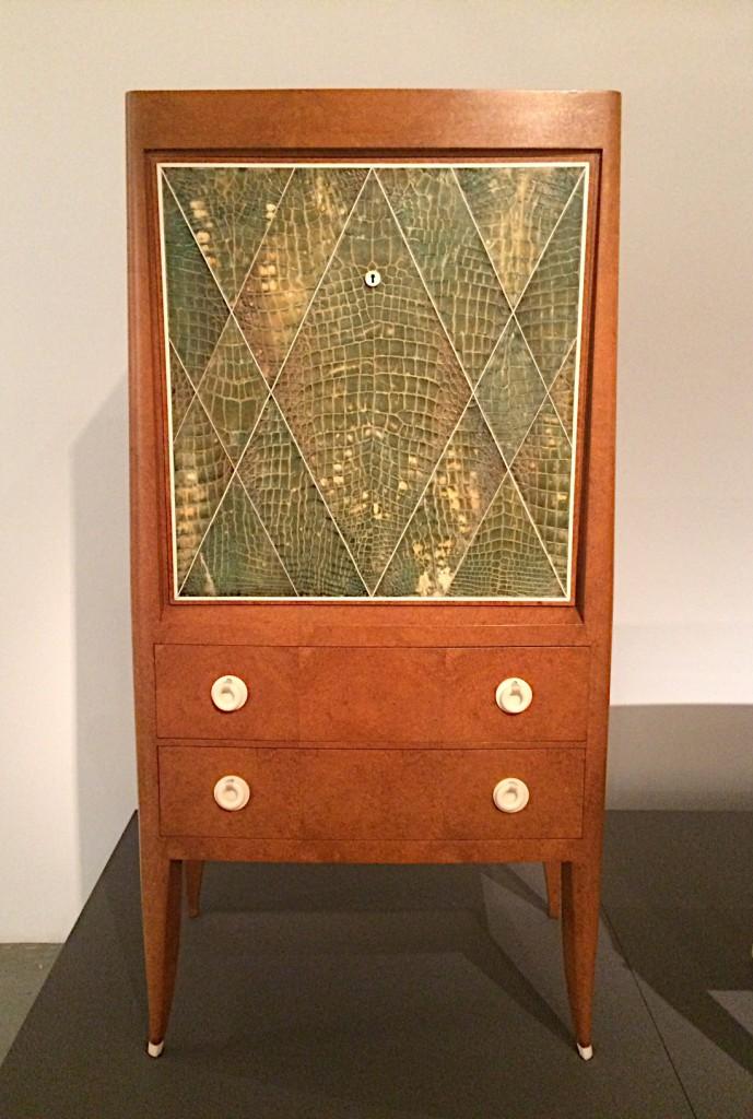 Secretaire (1926) by Jacques-Emile Ruhlmann