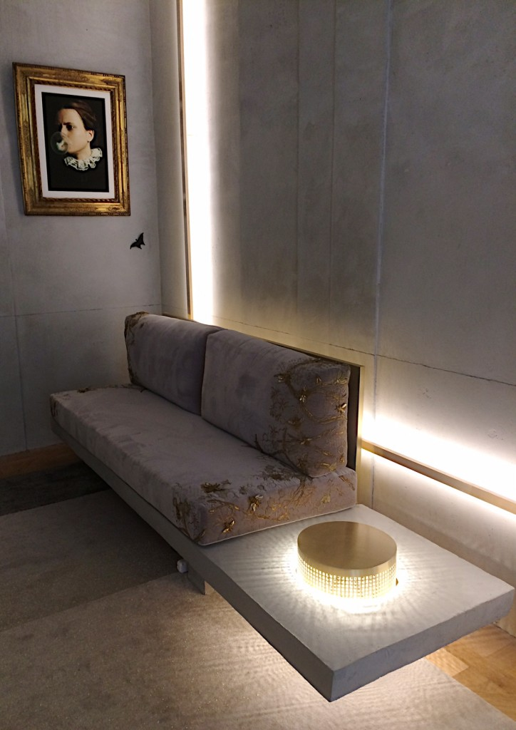 Isabelle Stanislas sofa